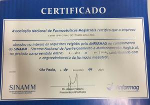 certificado-galeria-anfarmag